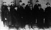 Magyar-csehszlovák tárgyalások Budapesten
