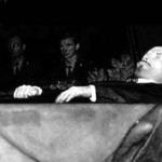 A halott Lenin