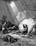 Gustave Doré karca Saulus Paulusszá változásáról