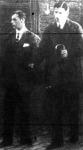 A kép bal oldalán Héjjas Iván, mellette Prónay Pál