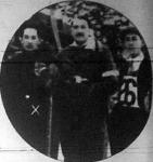 Szepes-Strauch Béla, a síugrás győztese (x)