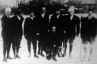 A BKE jéghockey csapata