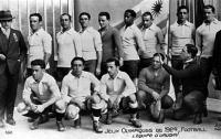 Uruguay olimpiai bajnok labdarúgó csapata