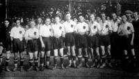 A Kassai Sport Club futball-csapata az MTK csapatával mérkőzött