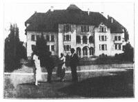 A magyar királyi gazdasági felső leányiskola főépülete Putnokon