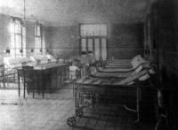 A debreceni klinika egyik kórterme