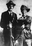 Boer házaspár felfegyverkezve