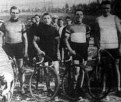 A magyar-olasz verseny résztvevői Grimm - Boiocchi - Zucchetti - Uhareczky