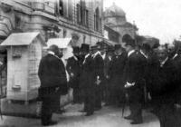 Darányi Ignác miniszter látogatása