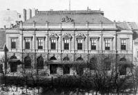 A Sándor utcai képviselőház épülete
