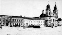 Balázsfalva főtere