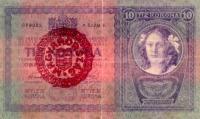 10 korona (front)