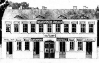 A pesti Hazai Első Takarékpénztár Egyesület épülete