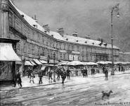 Carl Pippich: Freihaus am Naschmarkt Wien ( A Szabadház )