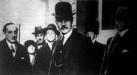 MacDonald, volt miniszterelnök, a munkáspárt vezére európai körutja során Budapestet is meglátogatta