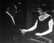 Lewis Stone és Alma Rubens Molnár Ferenc Úri divat című filmváltozatában
