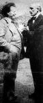 Wiliam Mengelberg és Arturo Toscanini a két világhírű dirigens
