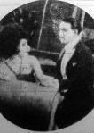 Alla Nazimova és Rudolph Valentino A kaméliás hölgyben