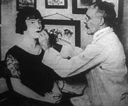 Ajkak tetoválása