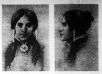 Jégkorszakbeli nő