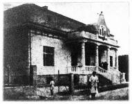 Uj ipartestületi székház Balatonfüreden