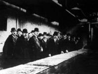 A Ház tagjainak látogatása a Gummigyárban