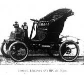 1900. 4 HP. de Dijon