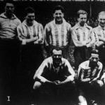 A prágai DFC csapata