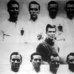 Az angol kupagyőztes Bolton Wanderers csapata