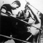 Rózsa a professzionista bajnok, a Spárta trénere vízzel frissíti föl az egyik Spárta boxolót