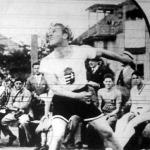 Marvalits Kálmán 44 m 26 cm pompás teljesítményével nyerte a diszkoszdobásban