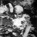 Bárány István Európa 100 méteres gyorsúszóbajnoka a finisben