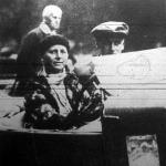 Delmár Walterné, a túrakocsik abszolút győztese
