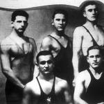 A Gerenday-emlékverseny résztvevői