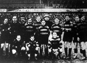 A Schlosser Imrével felálló WAC csapata