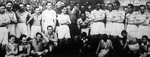 Az MTK és az Amateure csapata