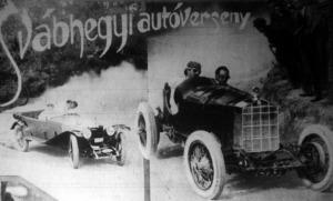 Svábhegyi autóverseny