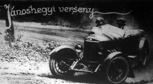 A Jánoshegyi verseny hőse Delmár Walter