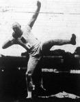 Egri győztes súlydobása (12.70 m) a Hakoah versenyén