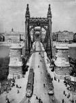 Erzsébet-híd formájú fácánduzma (Na jó. Ez tényleg az Erzsébet-híd)