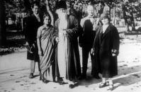 Rabindranath Tagore Balatonfüreden