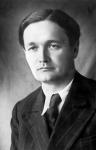 Németh László arcképe Bérci Géza fotóalbumából (1939-1943)
