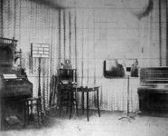 A budapesti stúdió terme