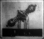A planetárium gépezete