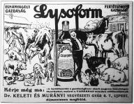 A Lysoform hirdetése