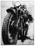 Az orszagutak réme: a motorkerékpár