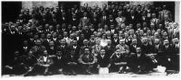 A Vas- és Fémmunkások Szövetségének országos kongresszusán készült felvétel