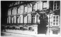 Pesti bérház