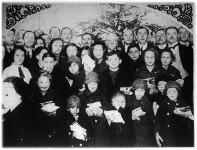 Karácsonyi gyermekfelruházási ünnepély