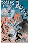 Folies-Bergeres Poster